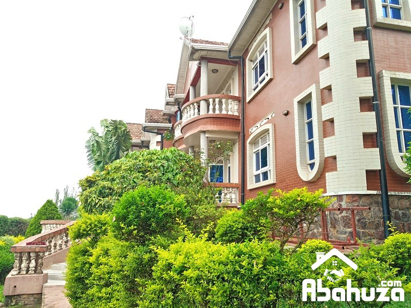 A FURNISHED APARTMENT FOR RENT IN KIGALI AT KACYIRU