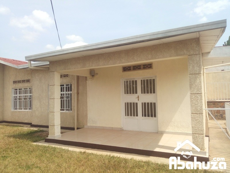 A 3 BEDROOM HOUSE FOR RENT AT GISHUSHU