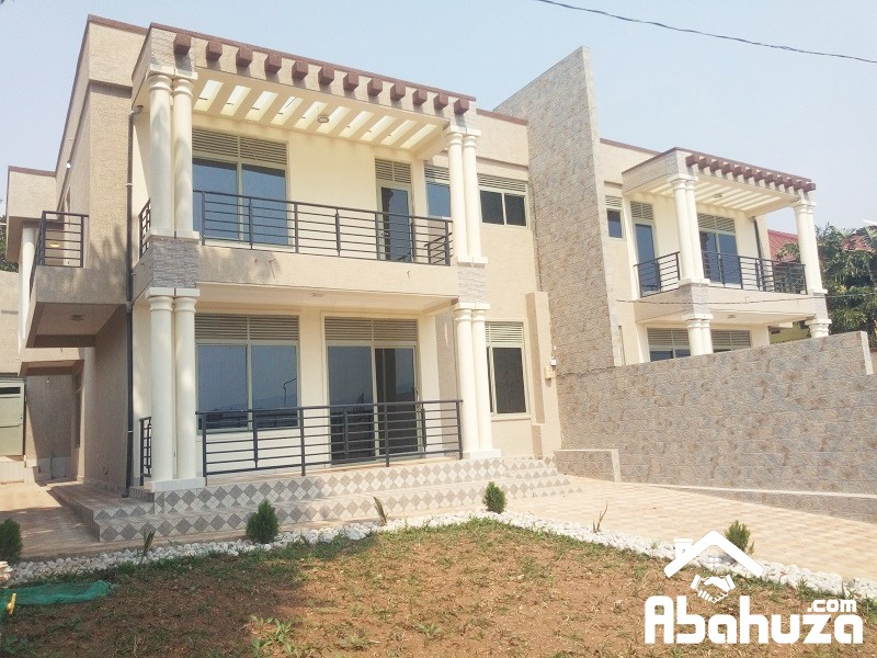 A NEW FURNISHED HOUSE FOR RENT AT GACURIRO