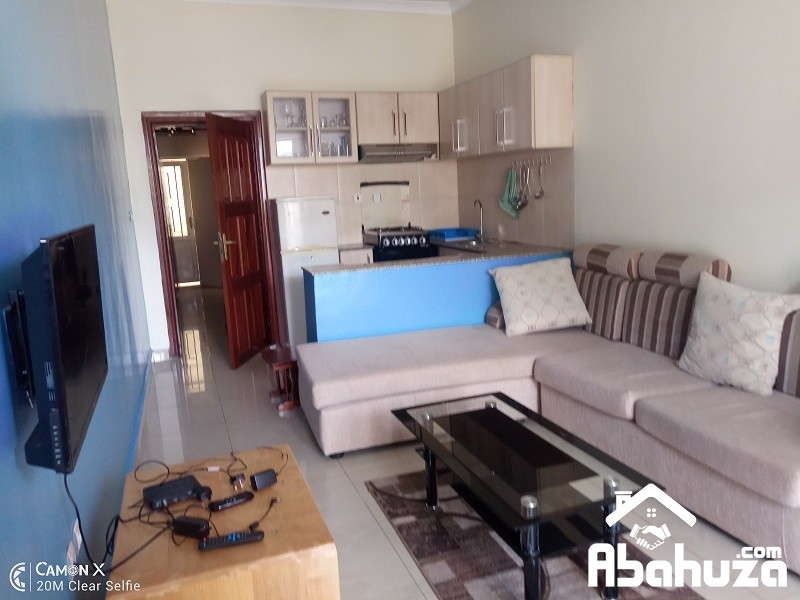 A FURNISHED APARTMENT FOR RENT IN KIGALI AT KIMIHURURA