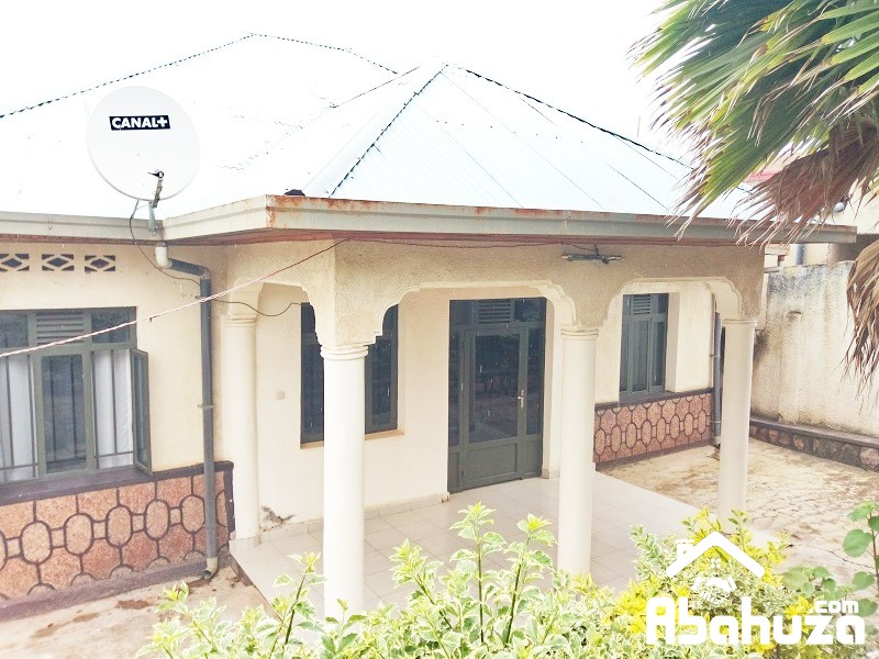 A FULLY TILED HOUSE WITH GOOD PRICE FOR SALE AT GISOZI