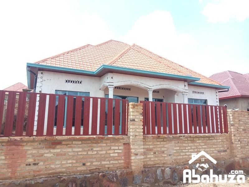 A 4BEDROOM HOUSE FOR SALE IN KIGALI NEAR MASAKA HOSPITAL