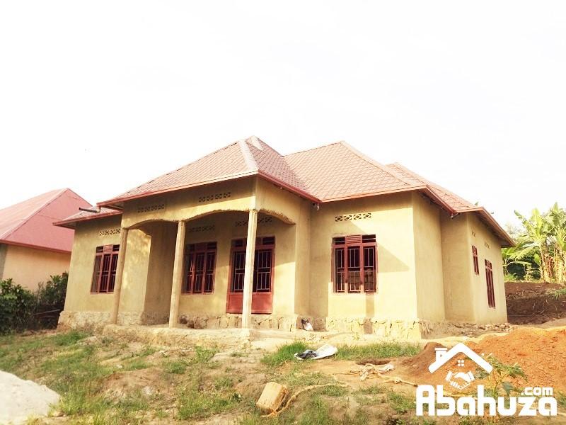 A 4 BEDROOM HOUSE FOR SALE AT KAGUGU