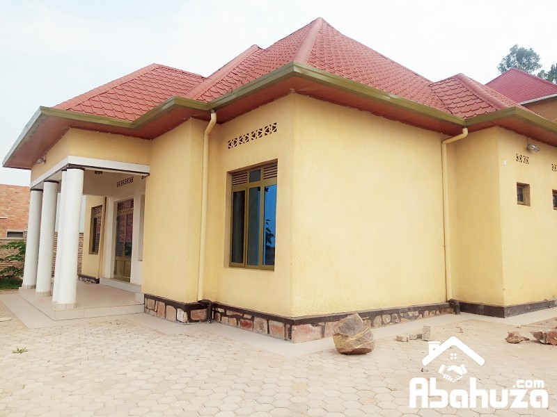 A 4 BEDROOM HOUSE FOR RENT AT ZINDIRO