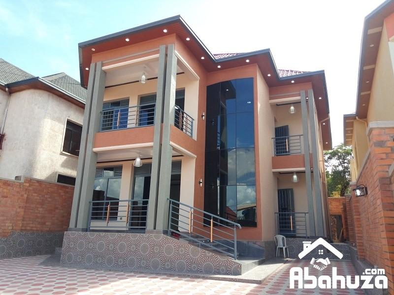 A BRAND NEW HOUSE FOR SALE AT KIBAGABAGA