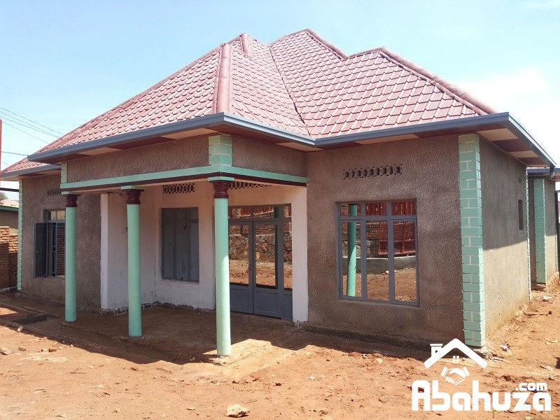 ALMOST COMPLETE HOUSE FOR SALE IN KIGALI AT MASAKA