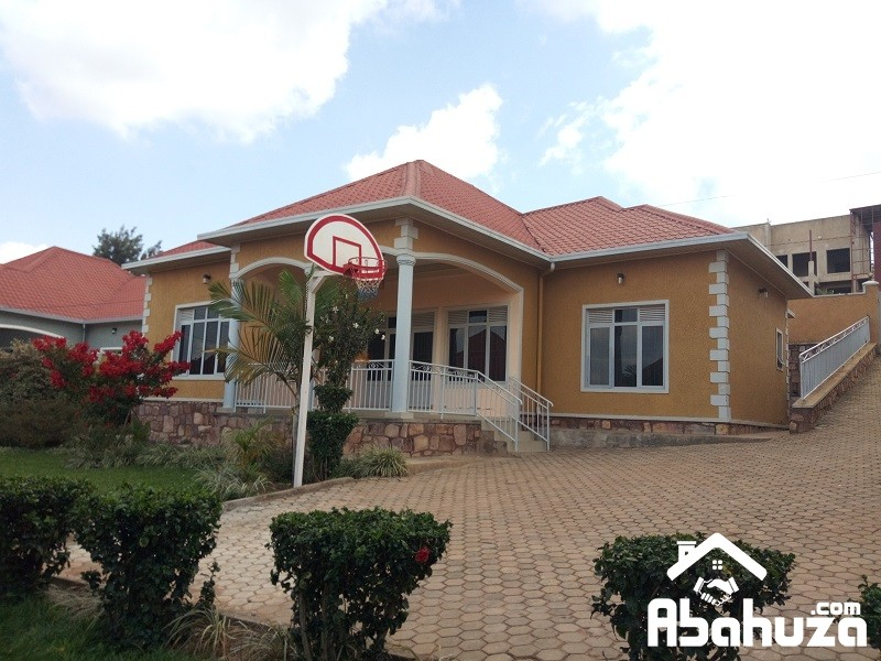 A MODERN HOUSE FOR SALE IN KIGALI AT KIMIRONKO