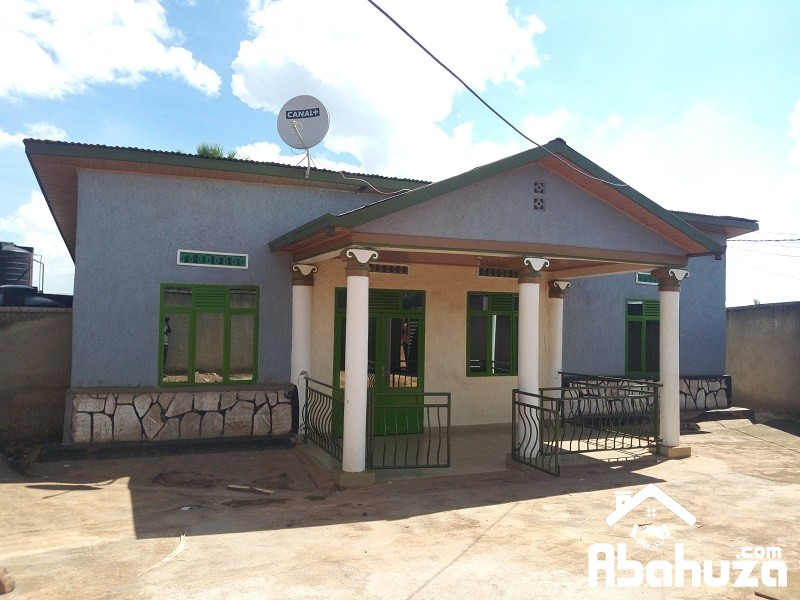 A 4 BEDROOM HOUSE FOR SALE IN KIGALI AT GISOZI