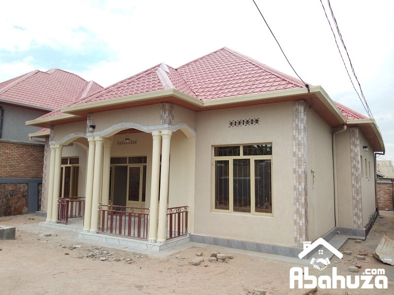 A RESIDENTIAL HOUSE ON LOW PRICE IN KIGALI-KANOMBE