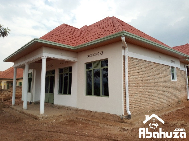 ALMOST FINISHED HOUSE FOR SALE IN KIGALI AT GASOGI