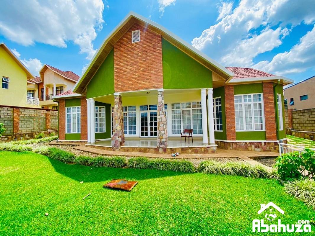 A 5 BEDROOM HOUSE FOR SALE IN KIGALI AT KIBAGABAGA