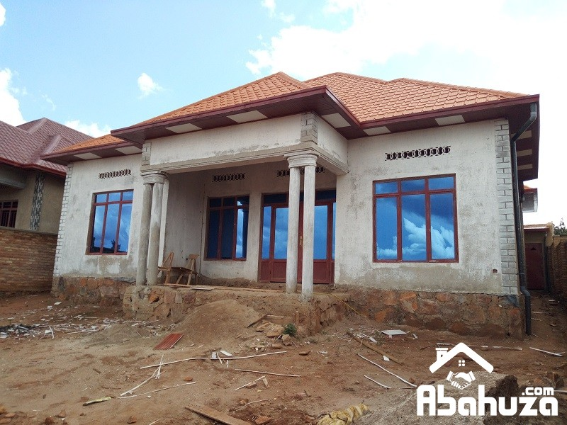 UNFINISHED HOUSE FOR SALE IN KIGALI AT MASAKA