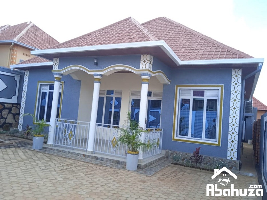 A BEAUTIFUL HOUSE FOR SALE IN KIGALI AT KANOMBE