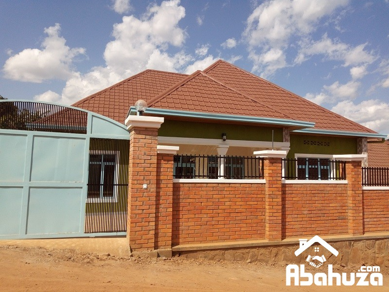 A GOOD FINISHING HOUSE FOR SALE ON LOW PRICE IN KIGALI