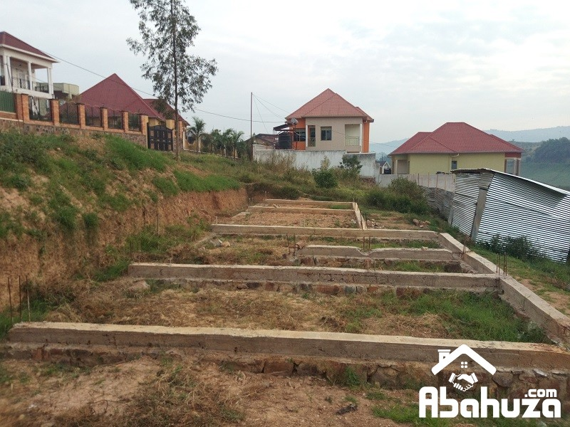 A PLOT FOR SALE WITH A CONSTRUCTION PERMIT AT KIBAGABAGA