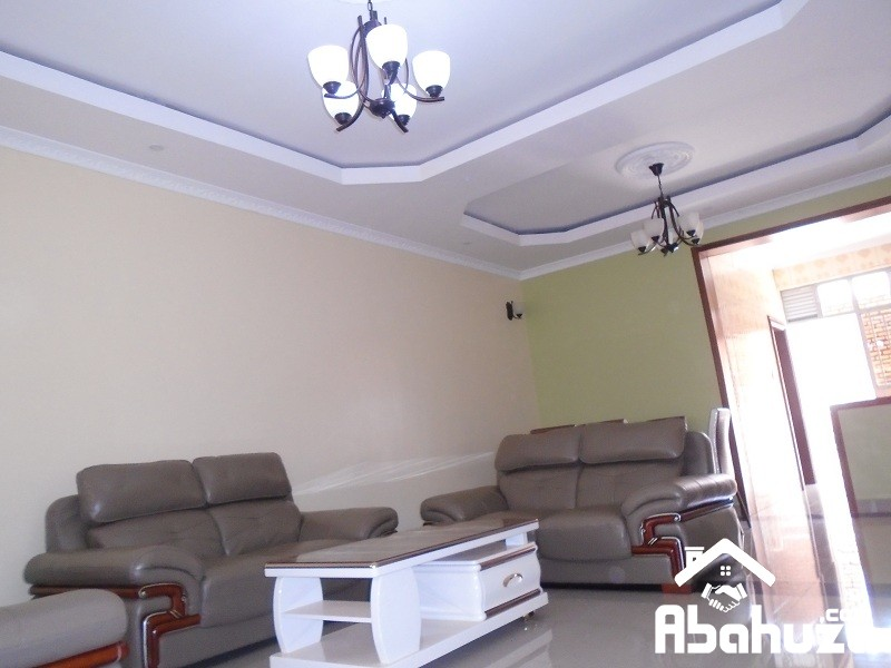 A SERVICED 2 BEDROOM APARTMENT FOR RENT IN KIGALI AT NIBOYE