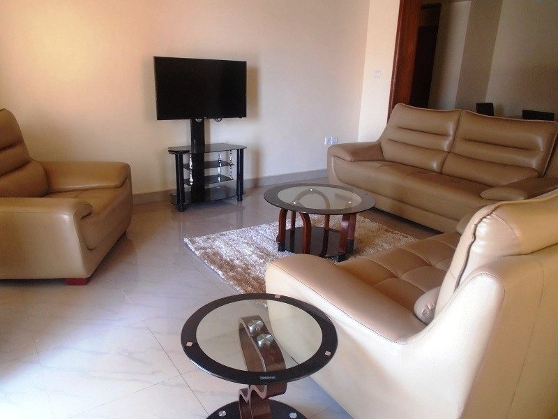 A FURNISHED two  BEDROOM APARTMENT FOR RENT at GIKONDO