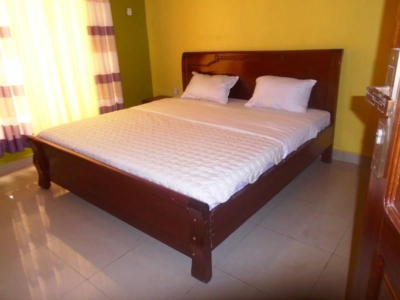 A FURNISHED 2 BEDROOM APARTMENT FOR RENT AT KIBAGABAGA