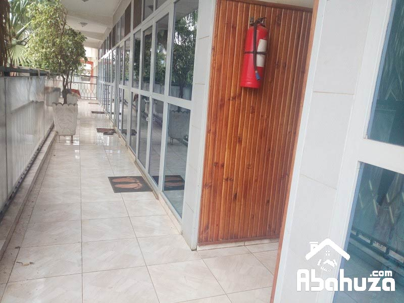 A ONE BEDROOM APARTMENT FOR RENT IN KIGALI CITY CENTER