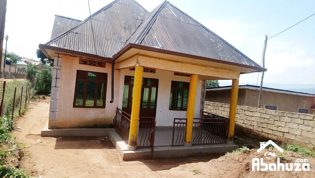 A 3 BEDROOM HOUSE FOR SALE AT GASANZE