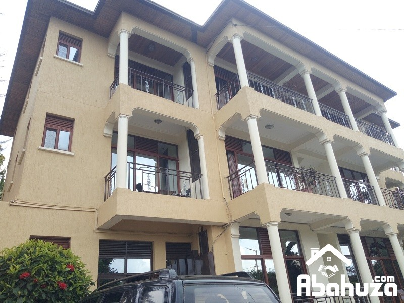 A FURNISHED 2 BEDROOM APARTMENT FOR RENT IN KIGALI AT GISHUSHU