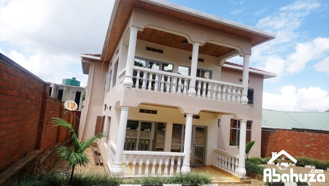 A FURNISHED 6 BEDROOM HOUSE FOR RENT AT KIMIRONKO
