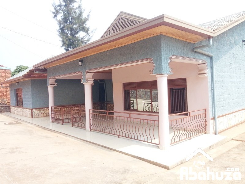 A 4 BEDROOM HOUSE FOR RENT AT KIBAGABAGA