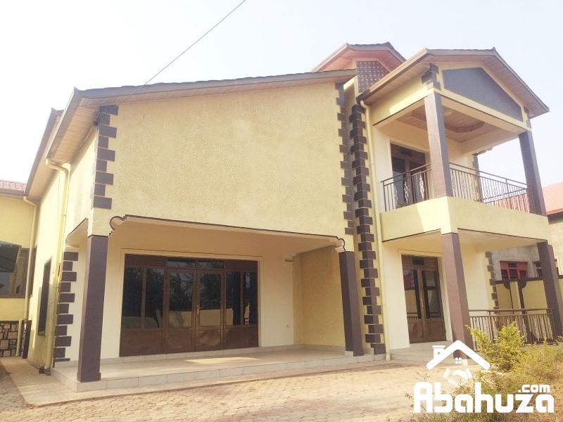 A NEW 3 BEDROOM HOUSE FOR RENT AT KIBAGABAGA