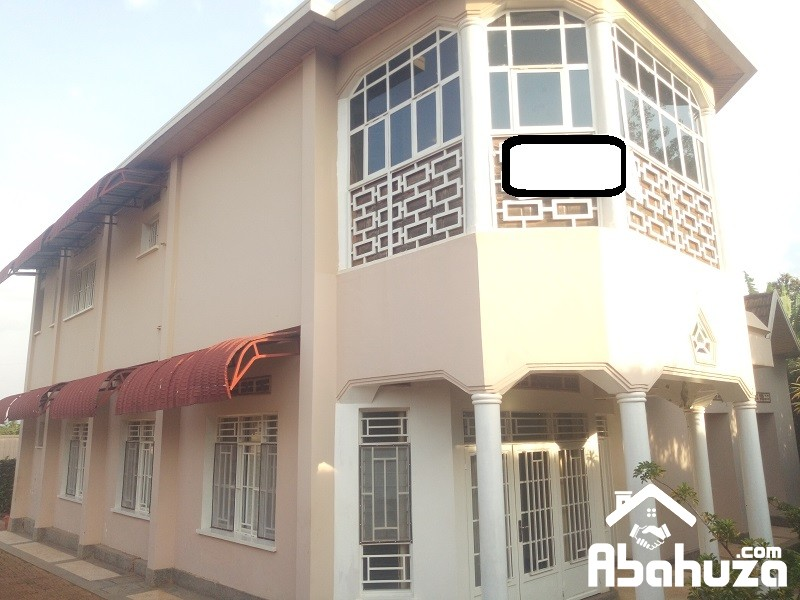 A 6 BEDROOM HOUSE FOR RENT IN KIGALI AT KIMIRONKO
