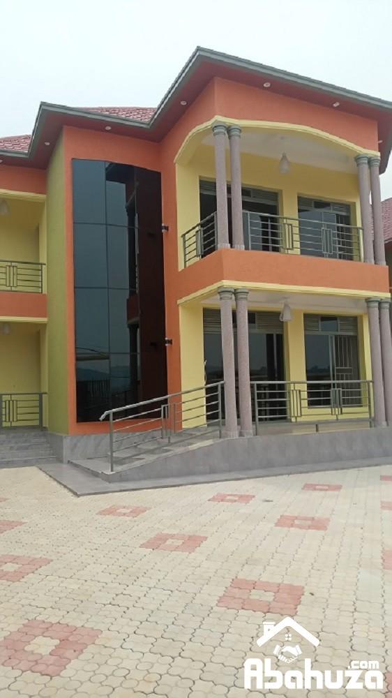 A NEW 5 BEDROOM HOUSE FOR RENT IN KIGALI AT KIBAGABAGA
