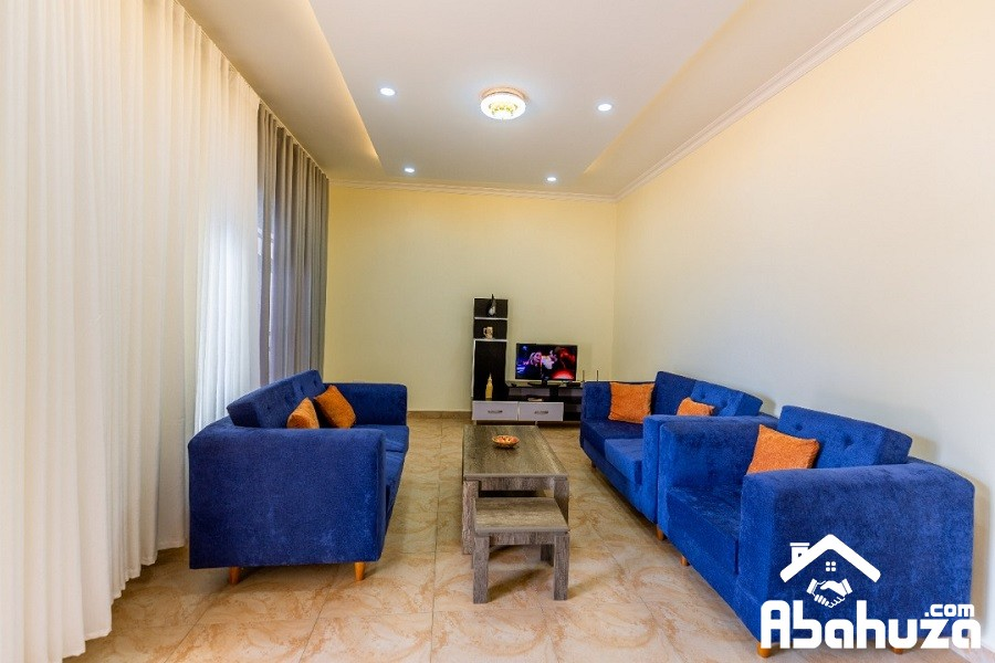 A FURNISHED APARTMENT FOR RENT IN KIGALI AT REMERA