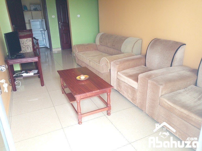 A FURNISHED APARTMENT FOR RENT IN KIGALI AT KISIMENTI