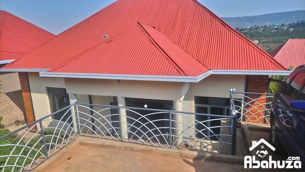 A NEW HOUSE FOR SALE AT GAHANGA