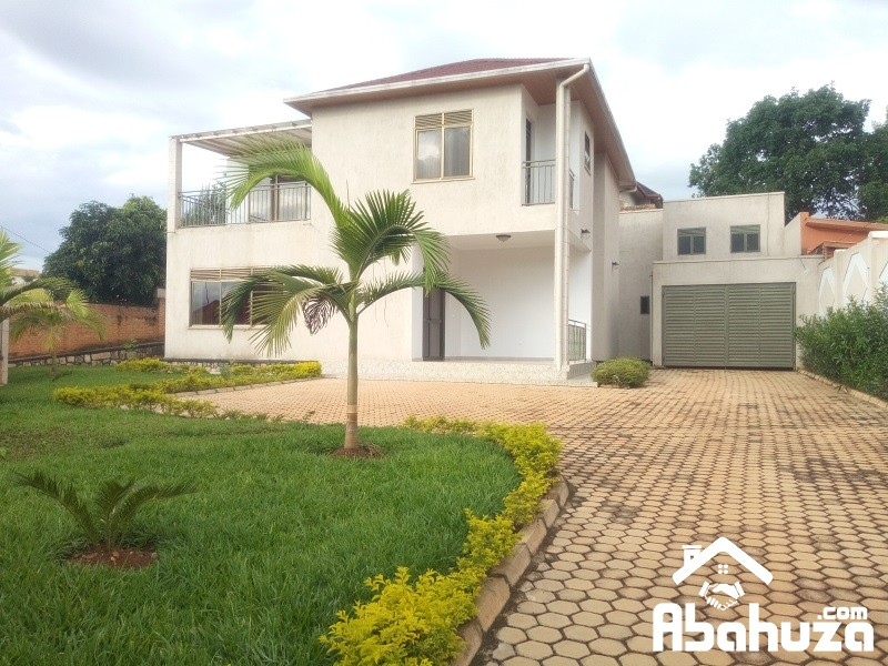 A 4 BEDROOM HOUSE FOR RENT AT GACURIRO
