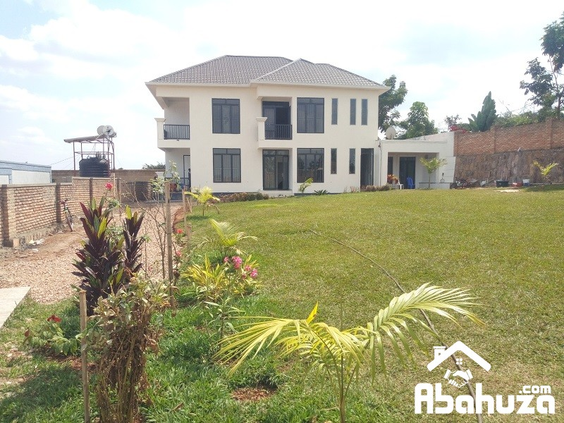 A NEW BEAUTIFUL HOUSE WITH LOVELY VIEW AND GARDEN