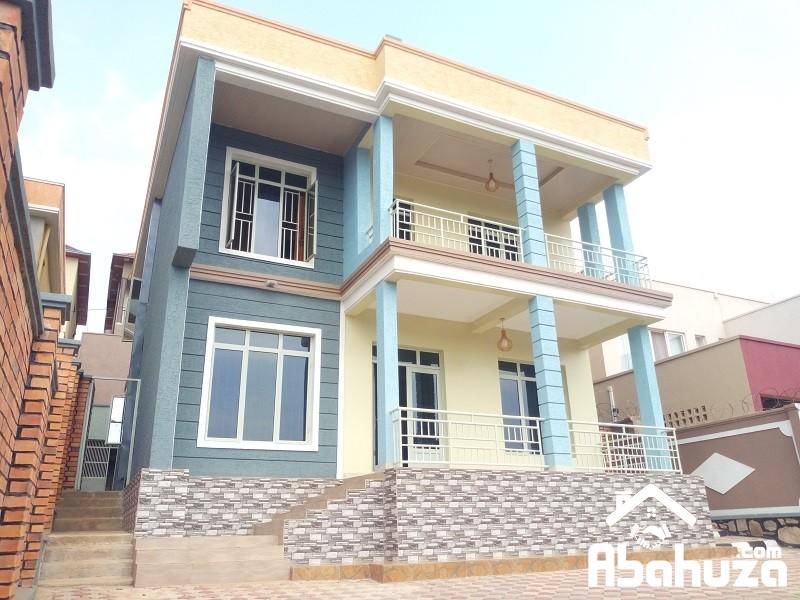 A NEW 5 BEDROOM HOUSE FOR RENT AT KIBAGABAGA