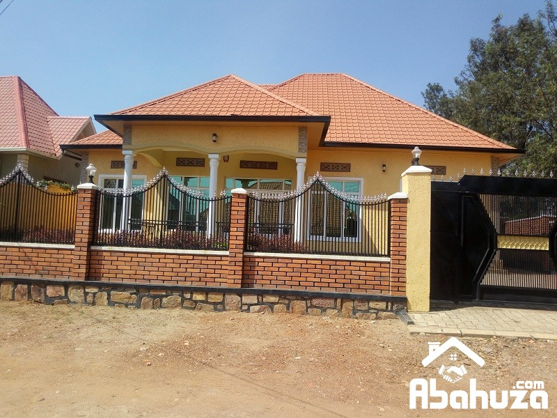 A 4 BEDROOM HOUSE FOR RENT AT KAGUGU