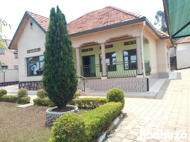 A NEW 4 BEDROOM HOUSE FOR RENT AT KIBAGABAGA