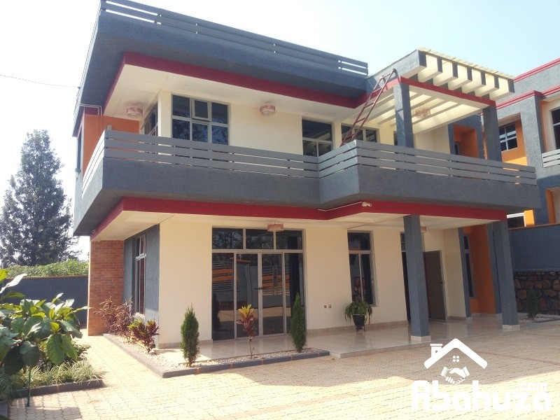 A FURNISHED NEW HOUSE FOR RENT AT KAGUGU