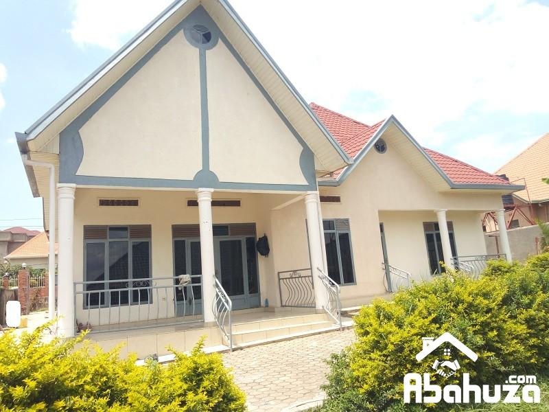 A 5 BEDROOM HOUSE FOR RENT AT KIBAGABAGA
