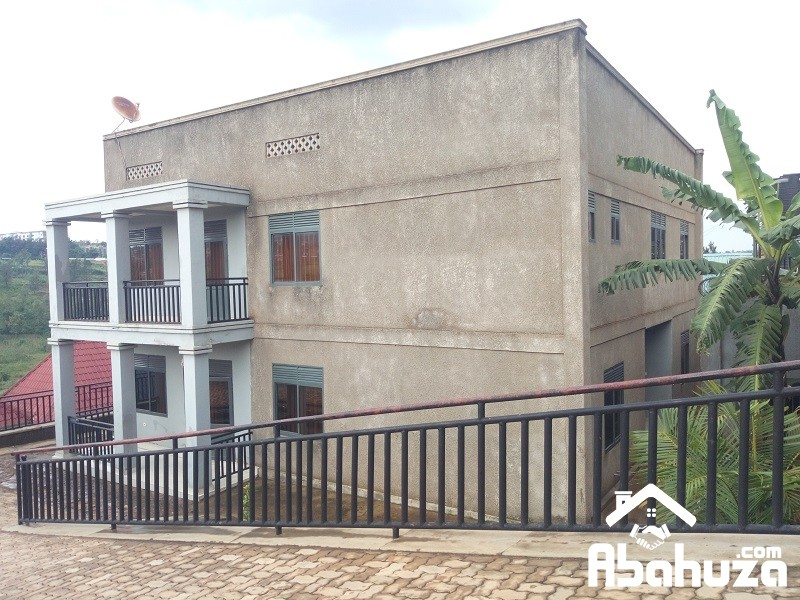 A FURNISHED 7 BEDROOM HOUSE FOR RENT IN KIGALI AT KIMIRONKO