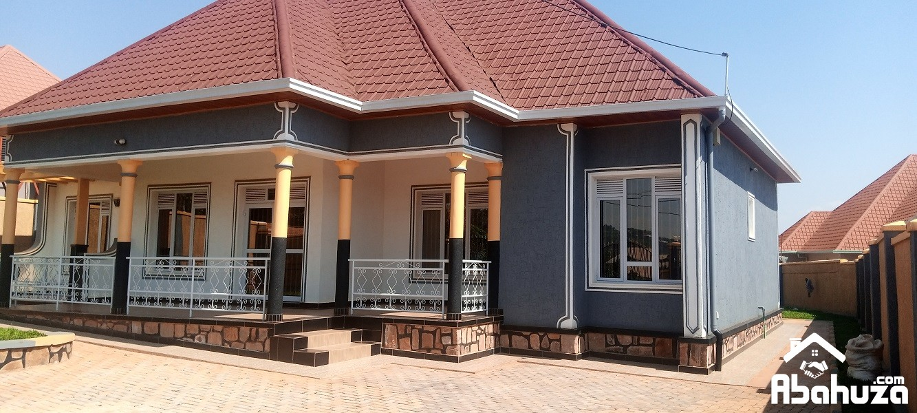 A 4 BEDROOM HOUSE FOR SALE IN KIGALI AT KAGARAMA