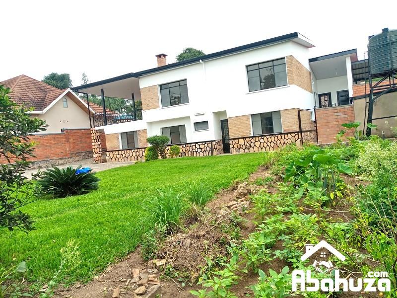 A 3 BEDROOM HOUSE FOR RENT IN KIGALI ATKIMIHURURA