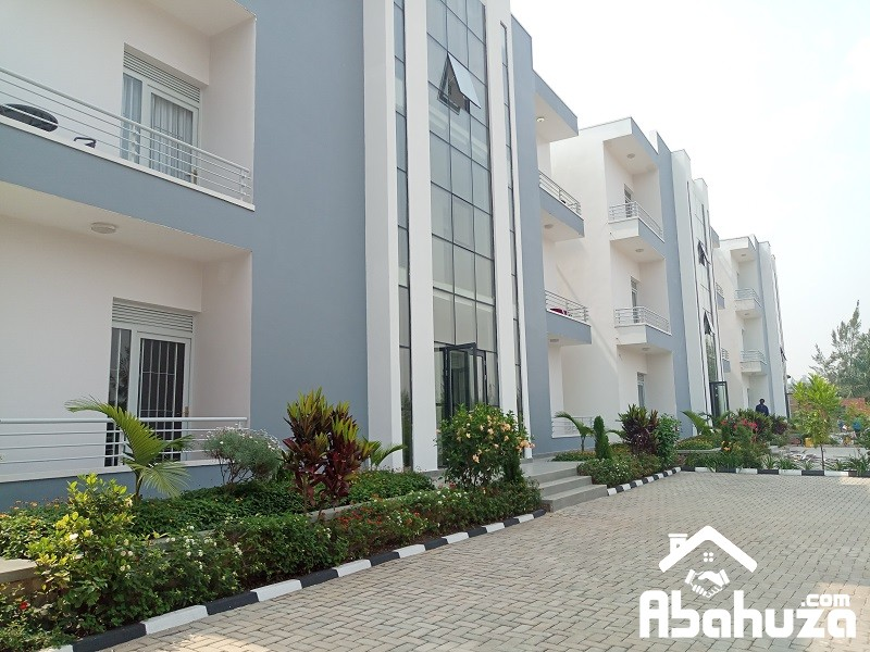 A FURNISHED NEW APARTMENT FOR RENT IN KIGALI AT KIBAGABAGA
