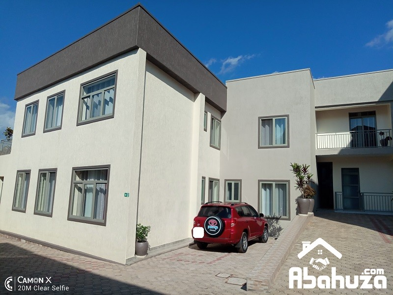 A NEW FURNISHED APARTMENT FOR RENT IN KIGALI AT GACURIRO