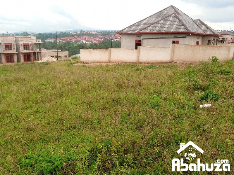 A RESIDENTIAL PLOT FOR SALE IN KIGALI AT GAHANGA-MURINJA