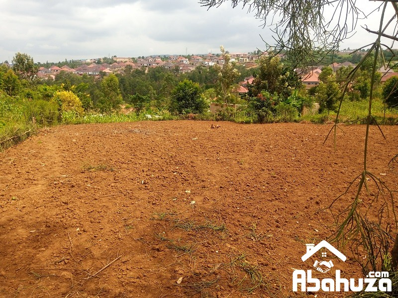 A BIG PLOT FOR SALE IN KIGALI AT GAHANGA