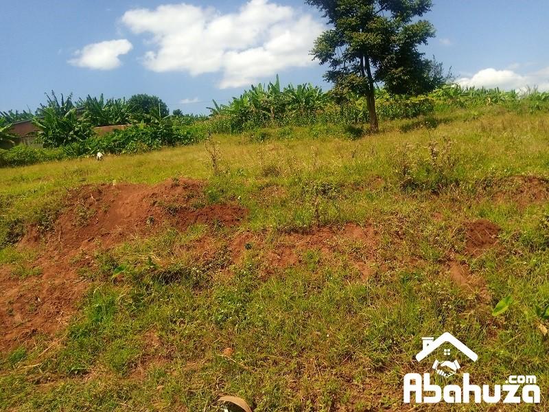 A RESIDENTIAL PLOT FOR SALE AT KIGALI-Gisenga