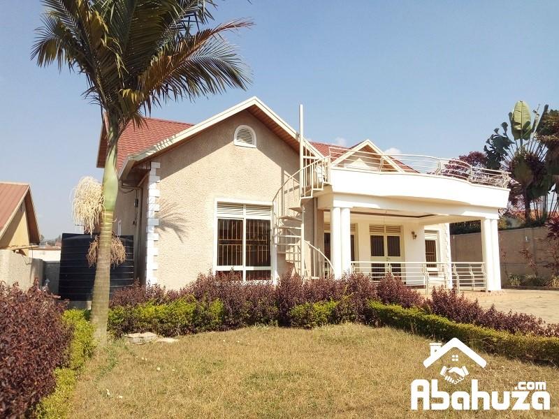 A 4 BEDROOM HOUSE FOR SALE AT GISOZI KWA GAPOSHO